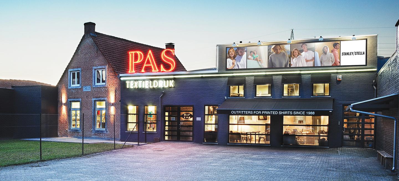 Contact PAS Print Antwerpen