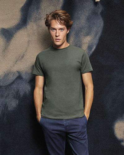 015.42 #E150 T-Shirt TUu01T B&C PAS Print Antwerpen