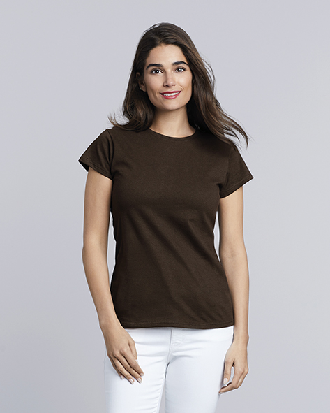 131.09 Softstyle Ladies T Shirt 64000L PASprint Antwerpen Gildan Transfer