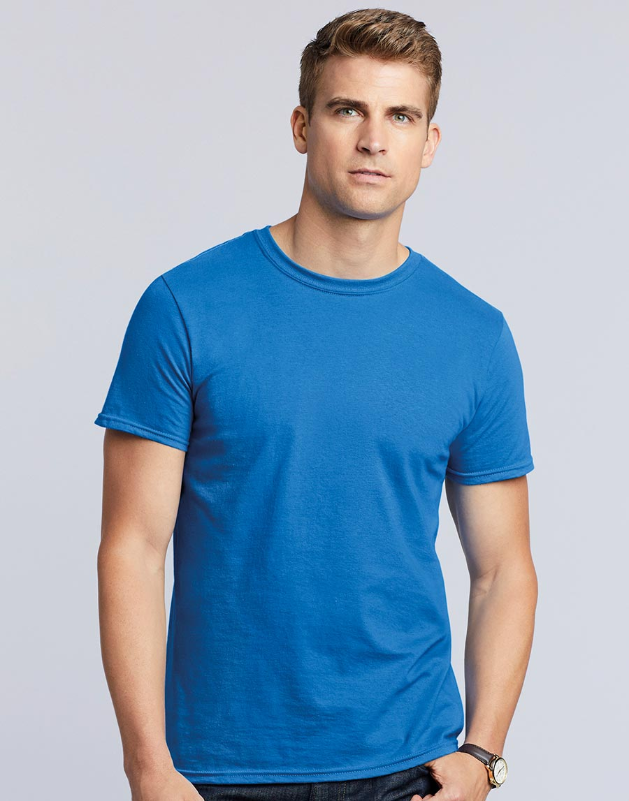 150.09 Softstyle Ring Spun T-Shirt 64000