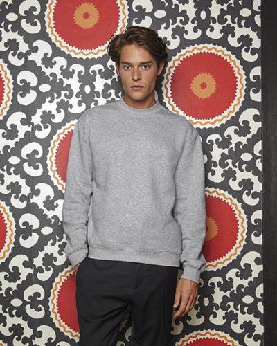 216.42 Set In Sweatshirt WU600 B&C PAS Print Antwerpen