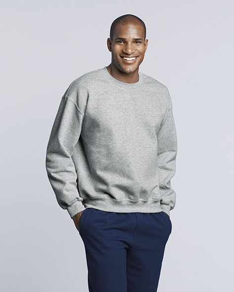235.09 Dryblend Adult Crewneck Sweat 12000 PAS Gildan Deurne Borduren