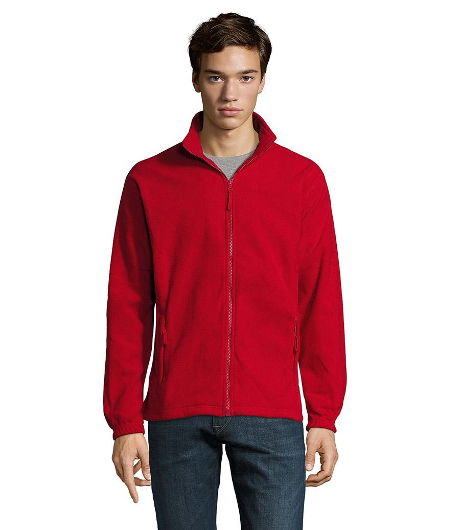 55000 North Zipped Fleece Jacket