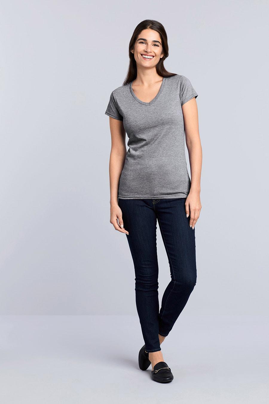 131.09 Softstyle Ladies' T-Shirt 64000L