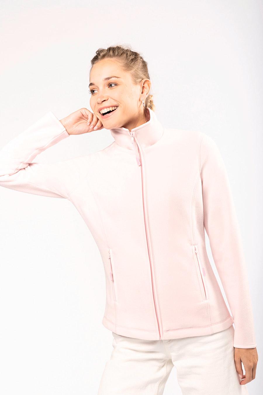 K907 Maureen Ladies' Full Zip Microfleece Jacket