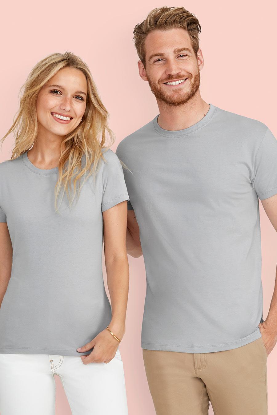 11380 Regent Unisex Round Collar T-Shirt