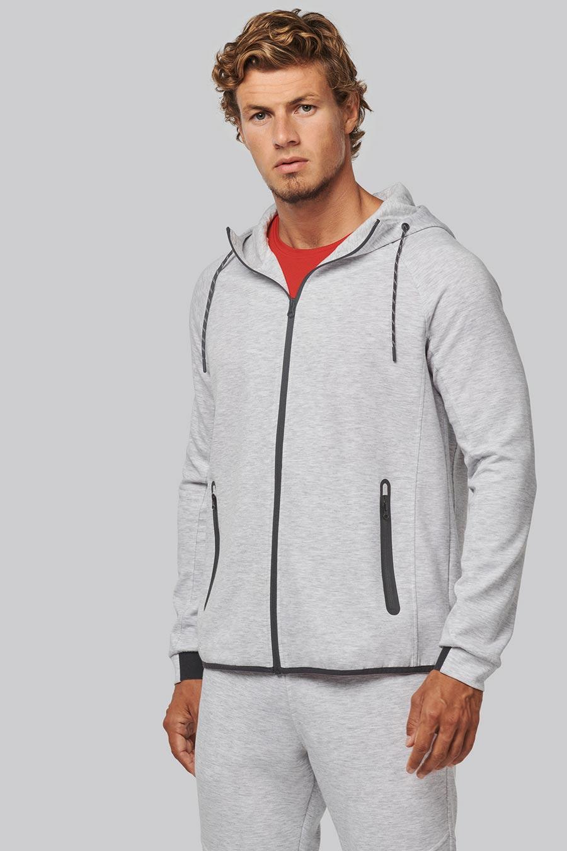PA358 Men's Hooded Sweatshirt