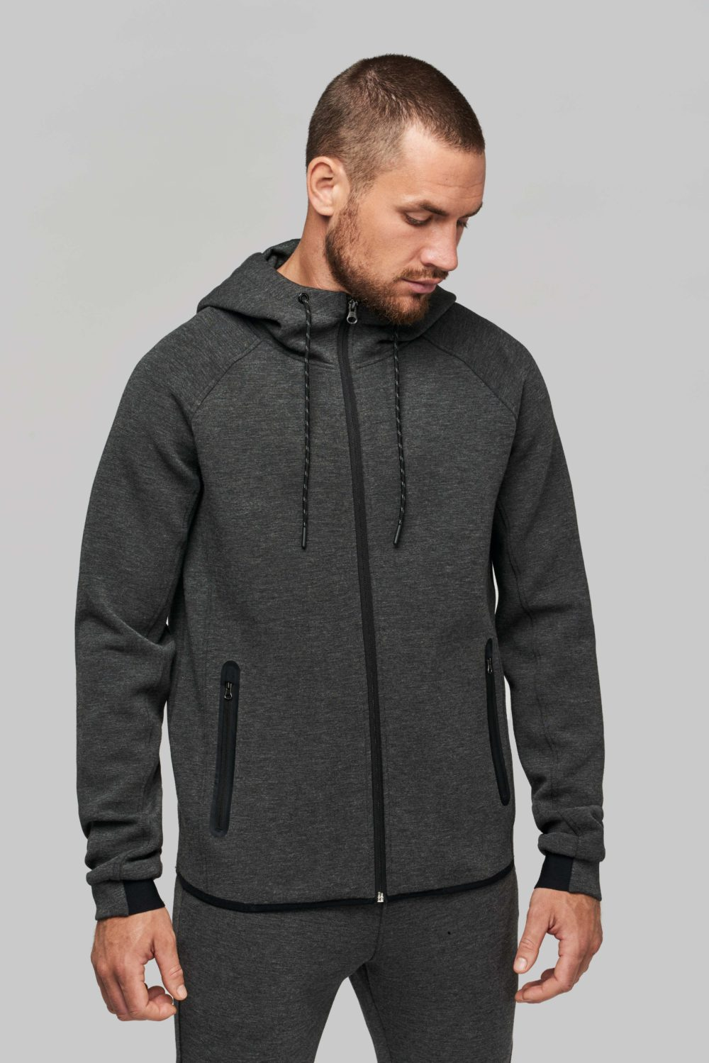 PA358 Men's Hooded Sweatshirt Proact