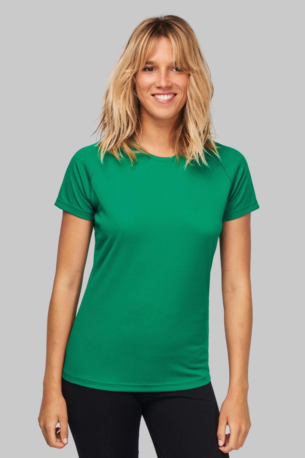 PA439 Functioneel damessportshirt Sportkledij PAS Print Proact