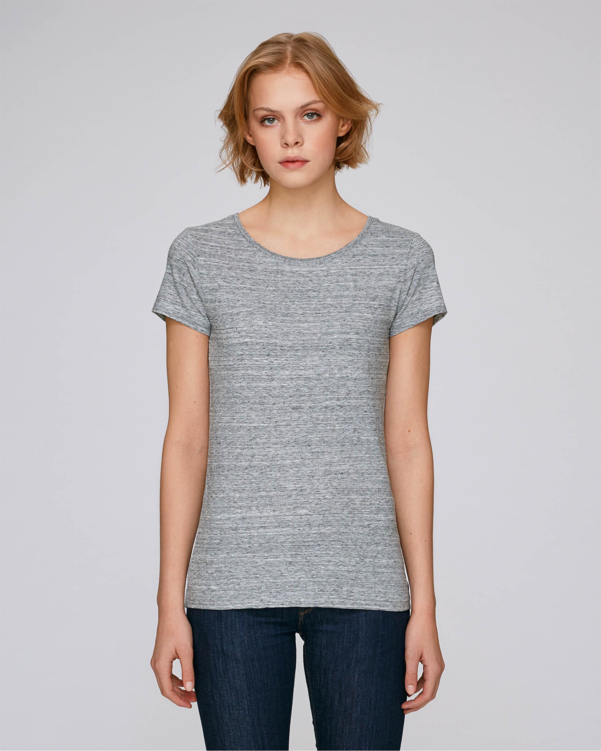 STTW028 Stella Wants T-Shirt met aansluitende pasvorm PAS Print