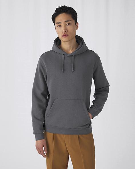 B&C 276.42 WU620 Hooded Sweatshirt Boduuratelier PAS België