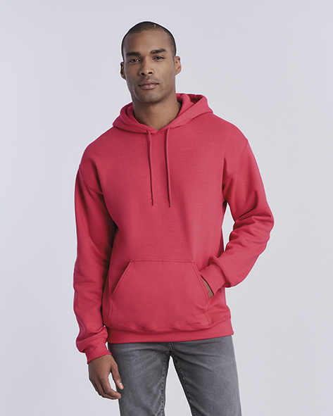 290.09 Heavy Blend Hooded Sweat 18500 Gildan Glow in the dark Techniek Pasprint