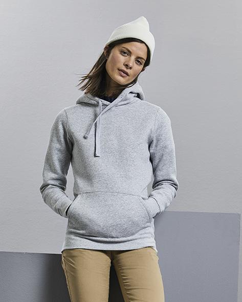 249.00 Ladies Authentic Hooded Sweat R-265F-0 Russell Pasprint Textieldrukkerij