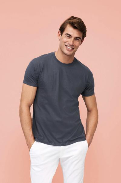 11380 Regent Unisex Round Collar T-Shirt Sols T-shirt Bedrukken Nederland