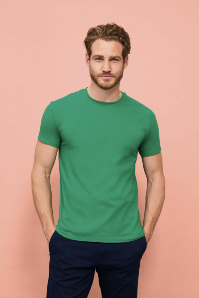 11500 Imperial Men's Round Neck T-Shirt Sols T-shirt Bedrukken België