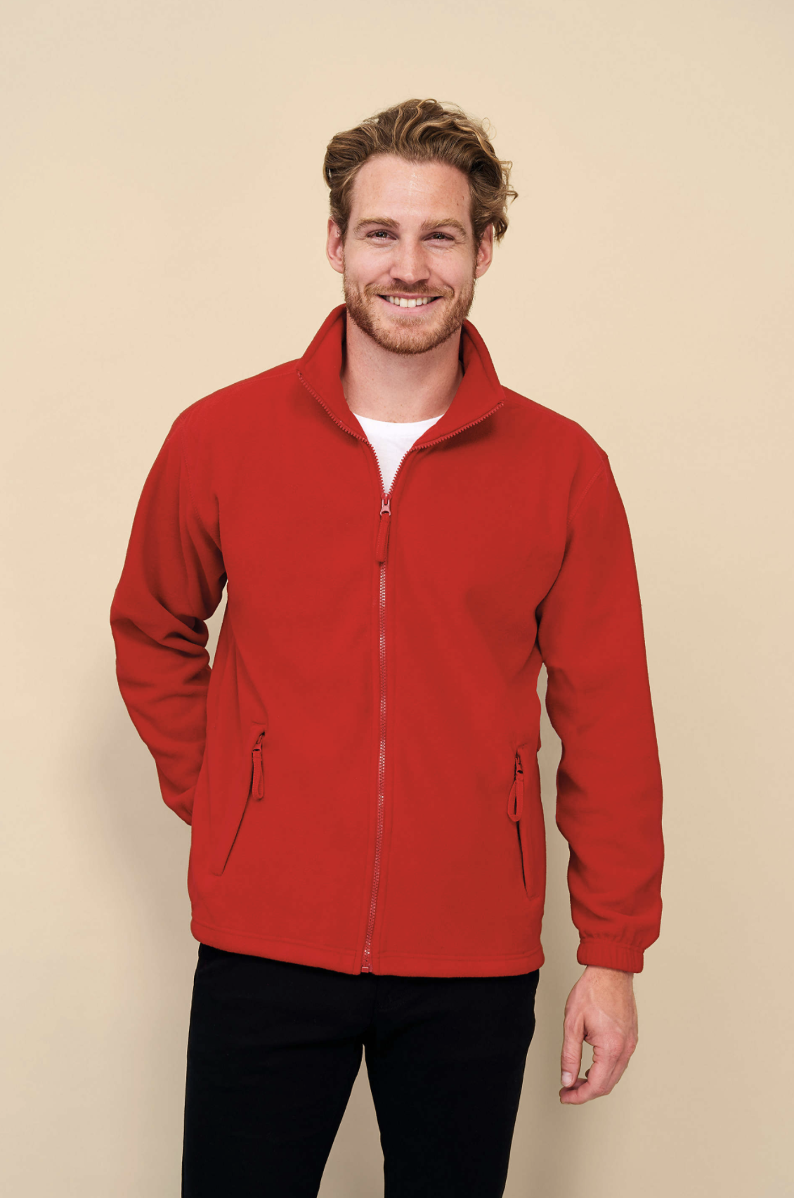 55000 North Fleece Sols Pasprint Deurne Borduuratelier Workwear Werkkledij