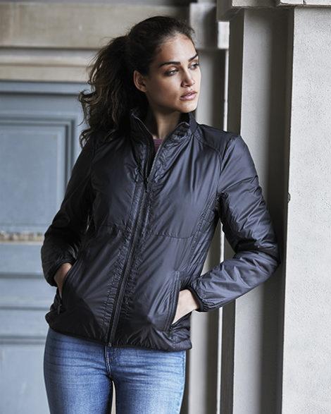 428.54 Ladies Newport Jacket 9601 Tee Jays Borduren Antwerpen Belgie