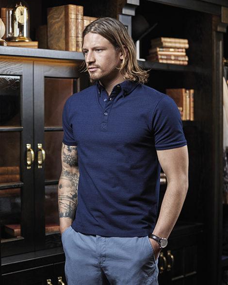 509.54 Fashion Luxury Stretch Polo 1410 Tee Jays Zeefdrukken of Borduren
