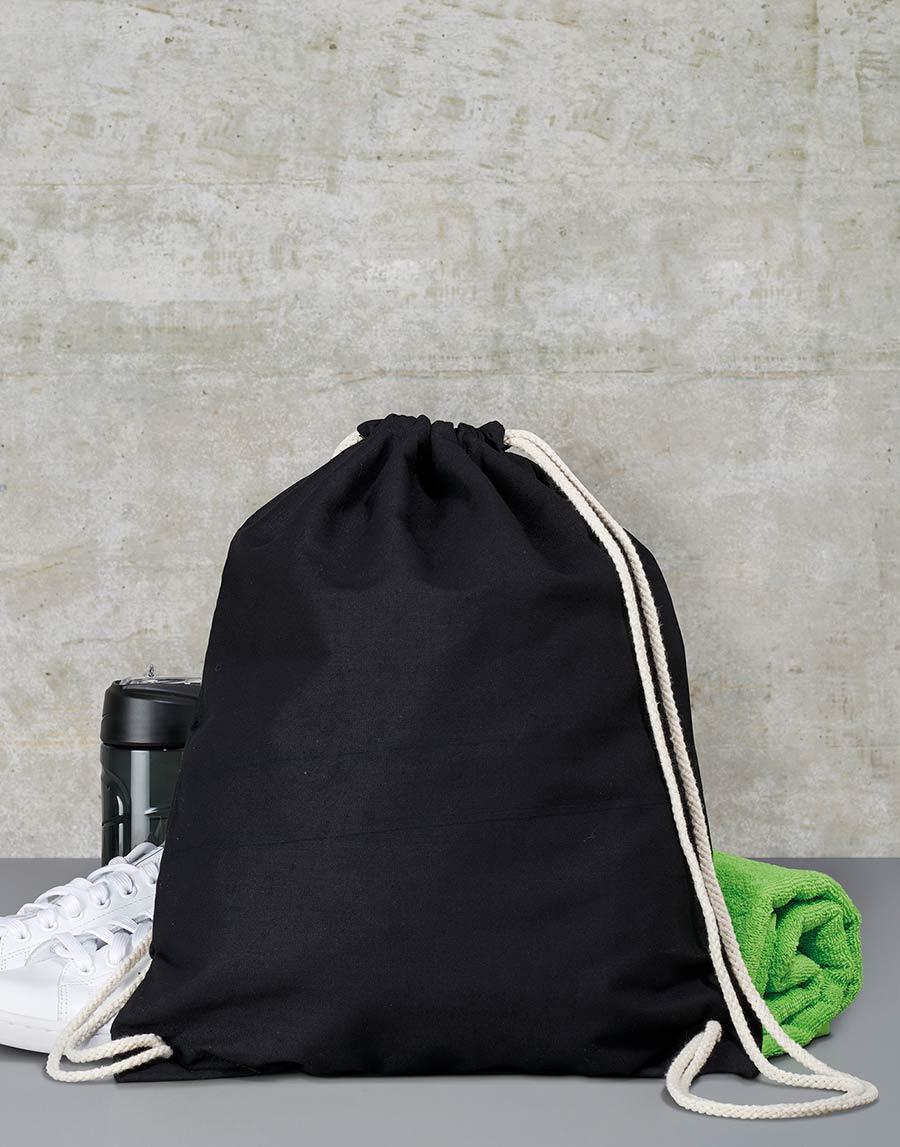 Jassz 602.57 Cotton Drawstring Backpack