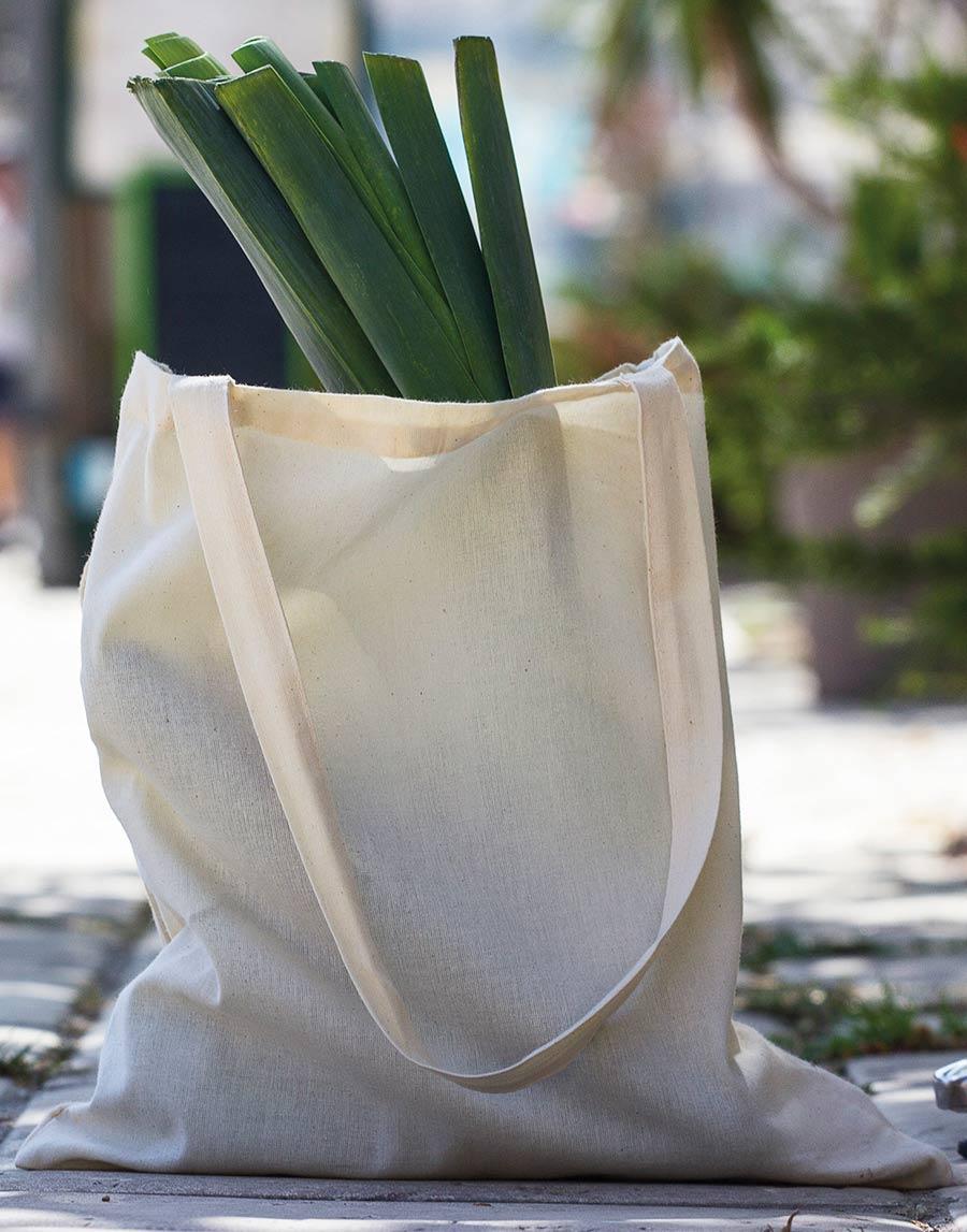 Jassz OG-3842-LH Organic Cotton Shopper LH