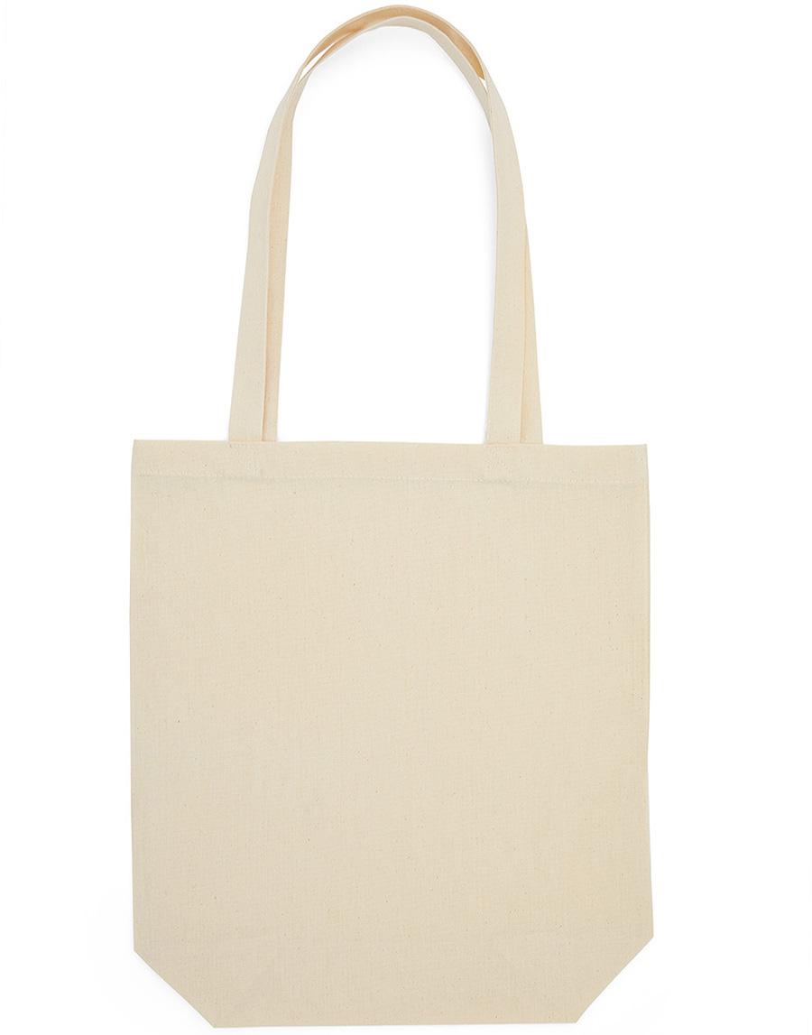384212LH Canvas Cotton Bag LH with Gusset
