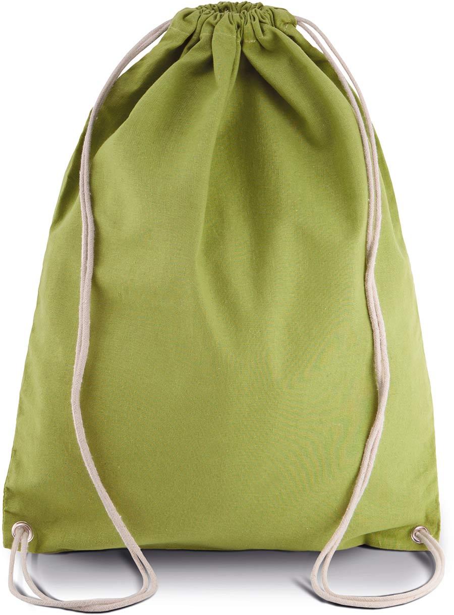 KI0125 Cotton Drawstring Backpack