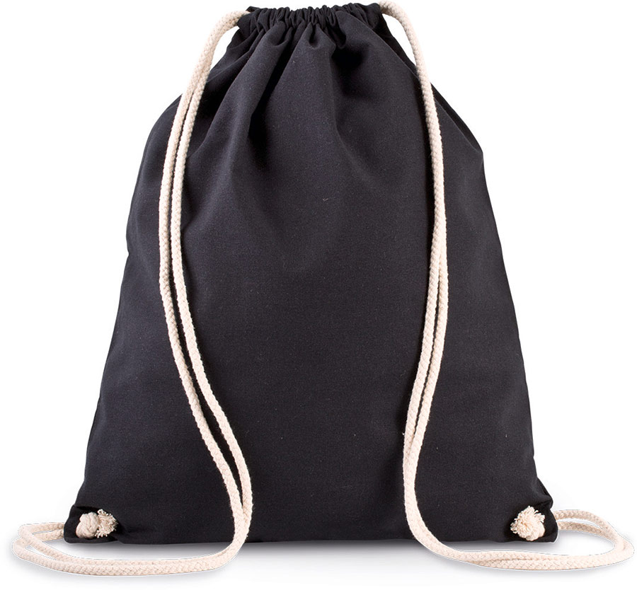 KI0139 Organic Cotton Backpack
