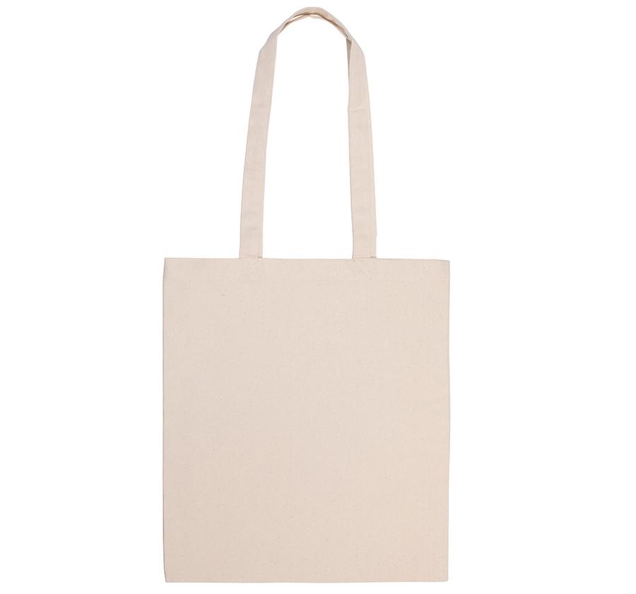 KI0250 Cotton Canvas Shopper
