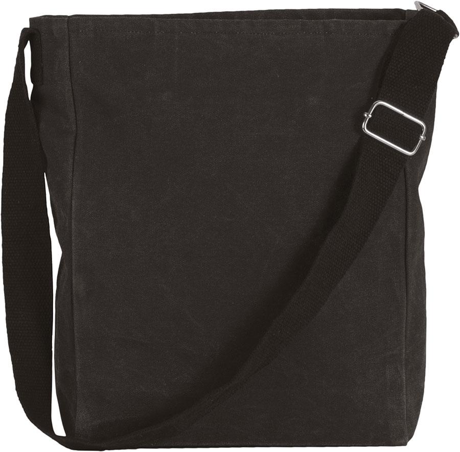 KI0351 Cotton Canvas Shoulder Bag