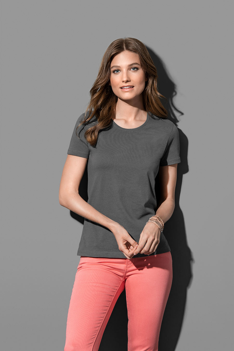 ST2620 Classic-T Organic Fitted